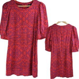 Twelfth Street Quarter Sleeve Mini Dress Size P